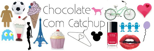 Chocolate com Catchup