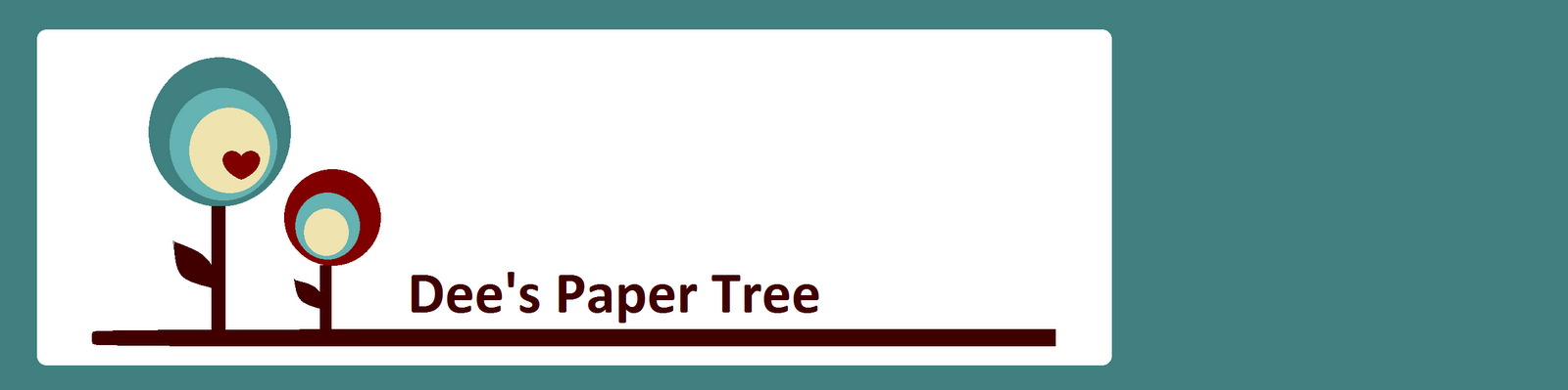 Dee&#39;s Paper Tree
