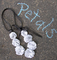 Petals necklace!
