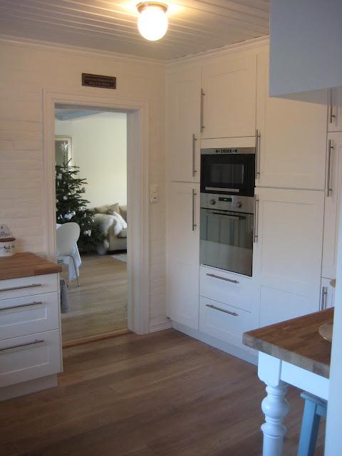 Amelie 78: tid for interiør: kjøkkenet