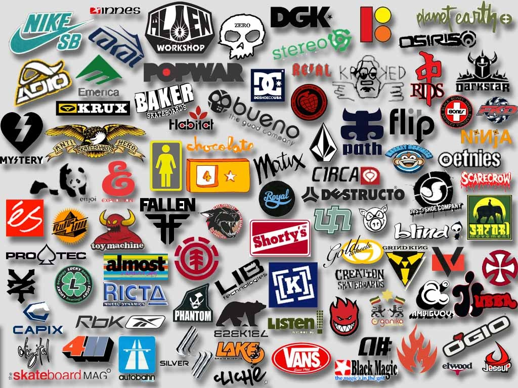 Gallery images and information: Skateboard Clothing Brands