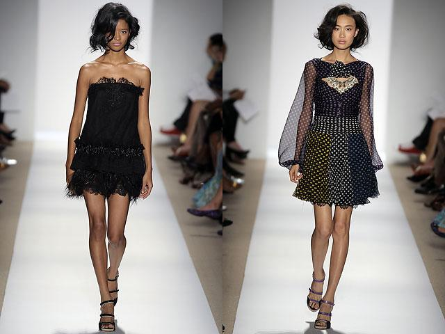 ASIAN MODELS BLOG: New York Fashion Week, Spring/Summer ...