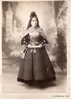 Mi abuela Lorenza Orgaz de Candelaria
