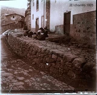 foto antigua de Candelario