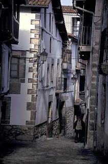 Candelario calle Regadera
