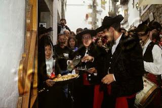 boda típica Candelario