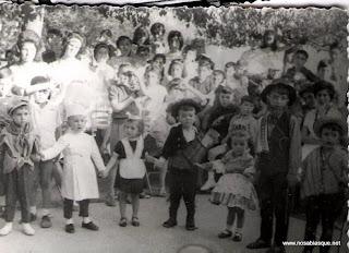 Niños en Candelario Salamanca