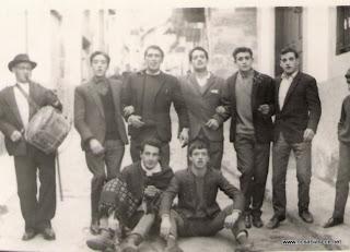 Los Quintos de Candelario(Salamanca)1966