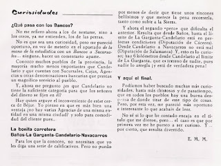 Curiosidades de Candelario Salamanca 2