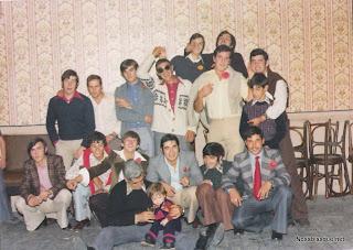 boda en Candelario Salamanca años 70