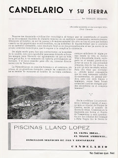Candelario y su Sierra