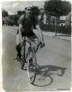 Salvador Colorado Campeón Ciclista de Candelario Salamanca