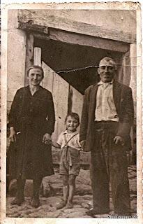 Candelario Salamanca años 50 del siglo XX