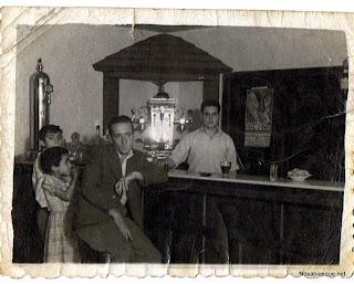 Candelarion Salamanca bar titos fue el Dolar y ahora Restaurante el Ruedo