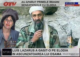 Elodia si Osama Bin Laden