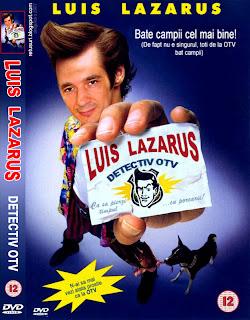 Luis Lazarus - Detectiv OTV