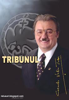 Cu mustata - Corneliu Vadim Tudor