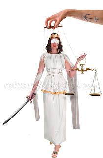 Justitia - Lady Justice