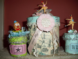 Little Ballerina & Birthday boxes