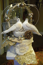 Winter Cake Topper Giveaway