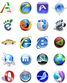 Aplikasi Browser Yang Sering di Gunakan Untuk Berselancar Di dunia internet