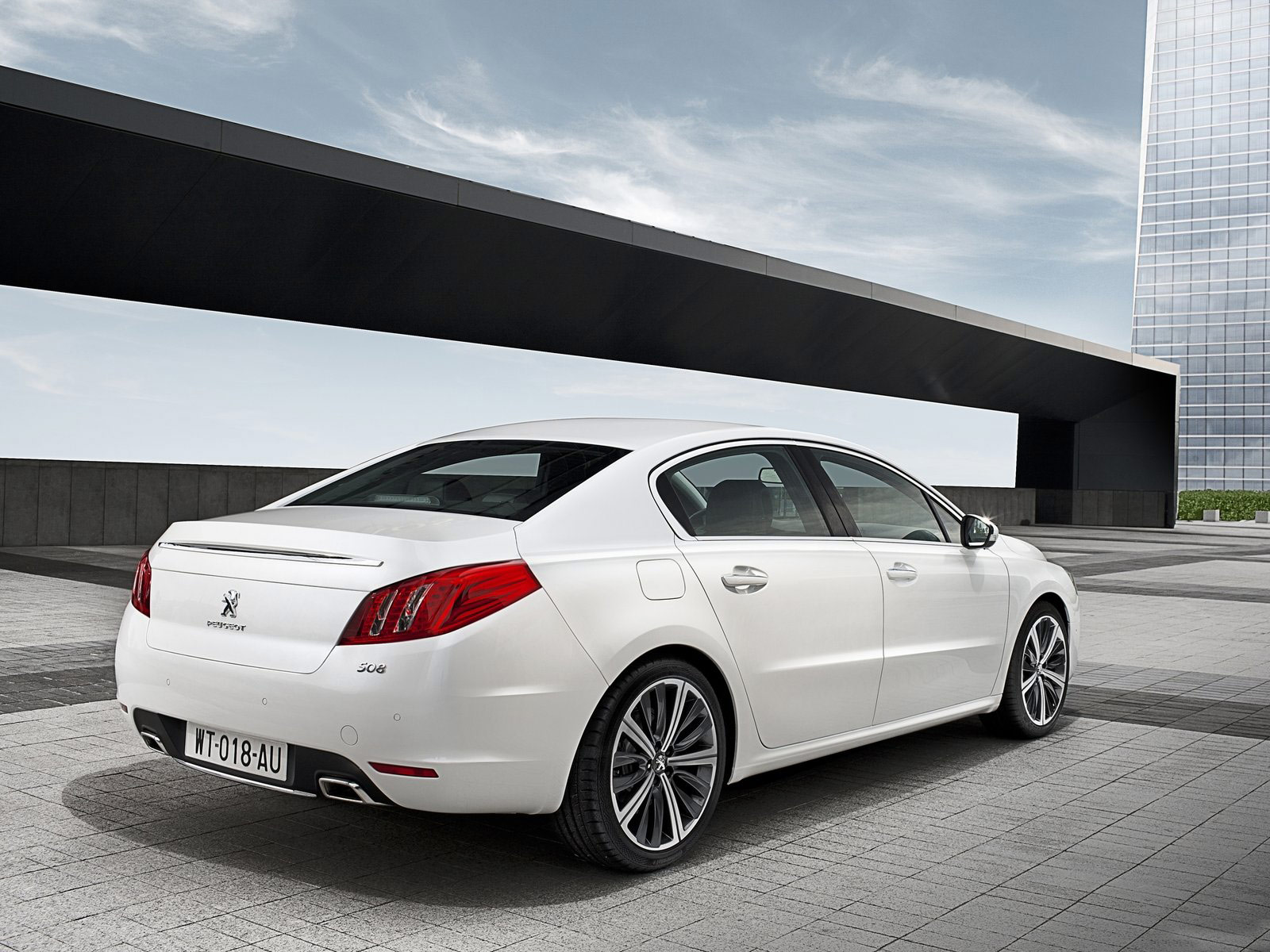 PEUGEOT 508 pictures insurance informations (2011)