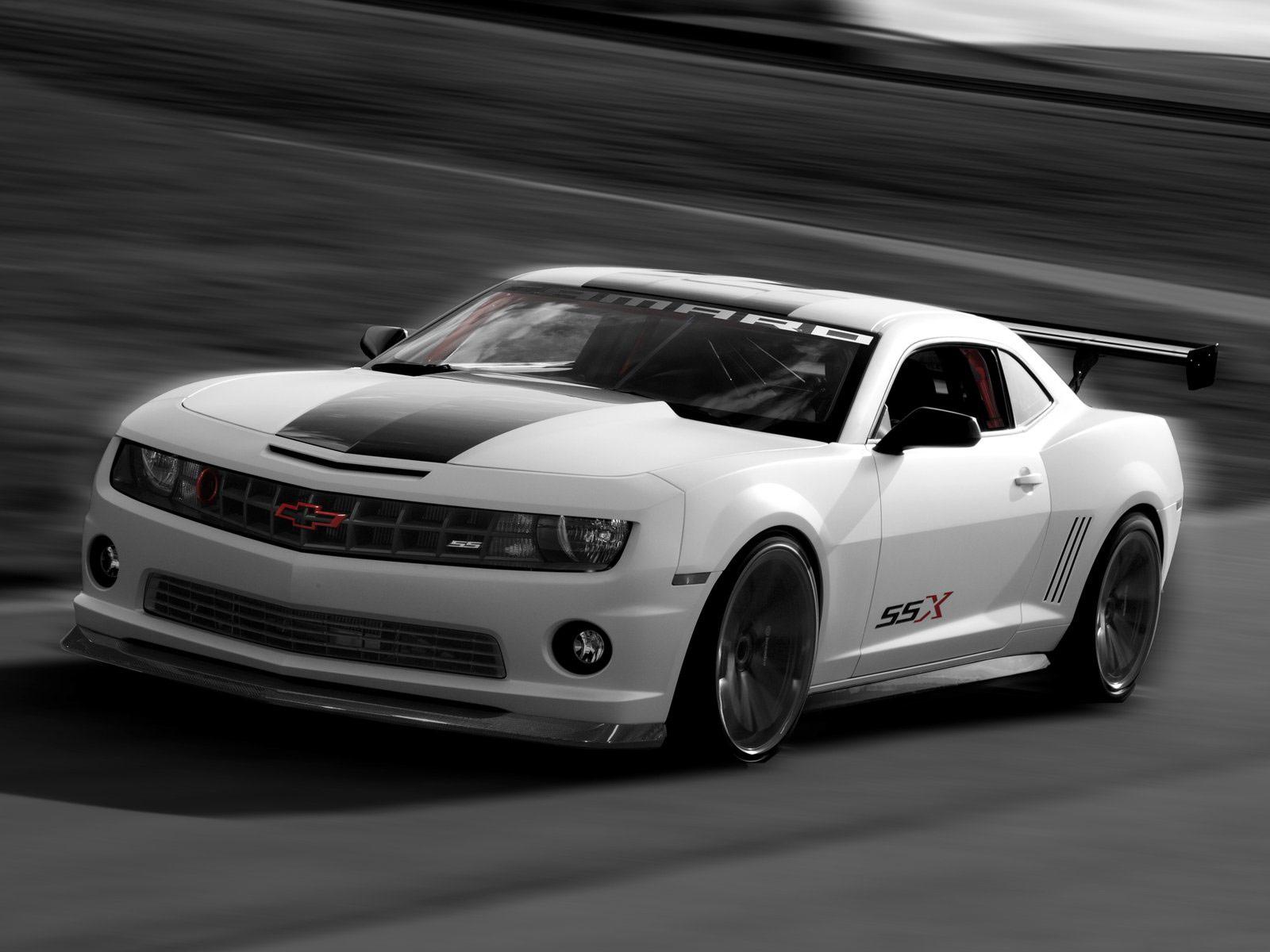 2010 Chevrolet Camaro Ssx Concept