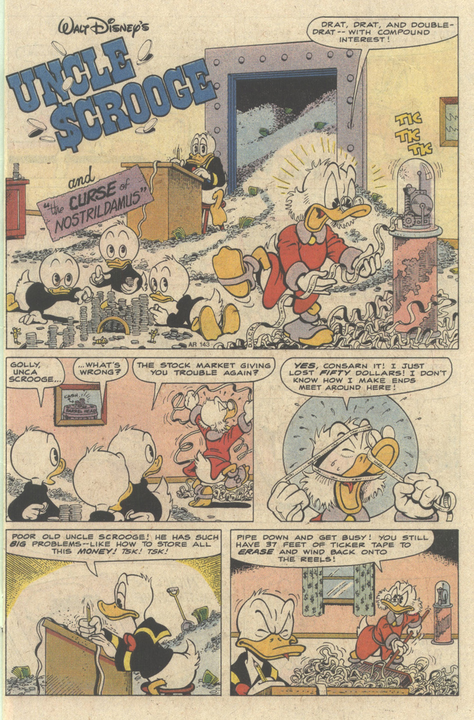 Uncle Scrooge (1953) Issue #235 #235 - English 3