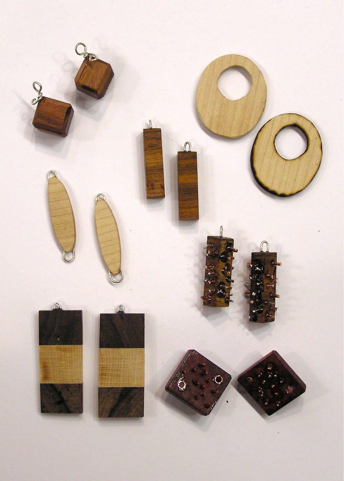 by julia harrison  wood jewelry workshop review