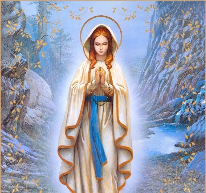Waltzing Matilda Our Lady Of Lourdes