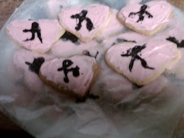 H Cookies from Pearce Middle School