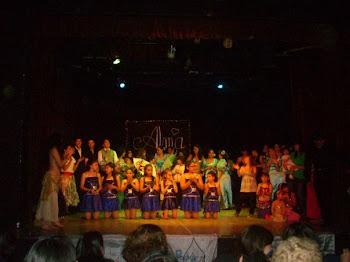 MUESTRA FIN DE AÑO 2009