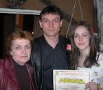 Tatiana, Andrei, Iulia