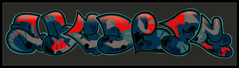 graffiti letters creator