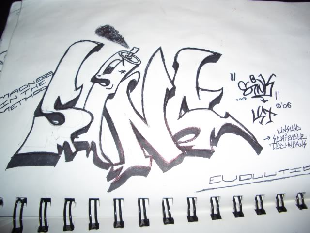 Create Graffiti Fonts