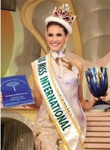 Alejandra Andreu is Miss International 2008
