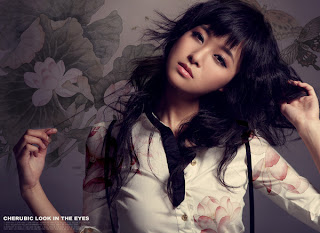 Miss China World 2008 Wallpaper