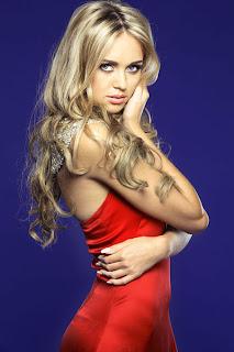 Kseniya Sukhinova Pic
