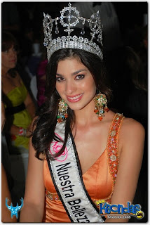 Miss World Mexico 2008's Picture