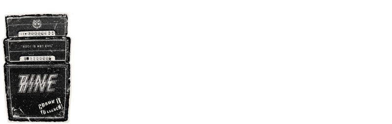 R.I.N.E. - ROCK IS NOT EVIL