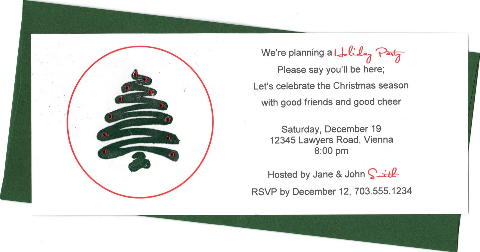 Posh in a pinch holiday party 7 invitation wording ideasparty holiday party 7 invitation wording ideas stopboris