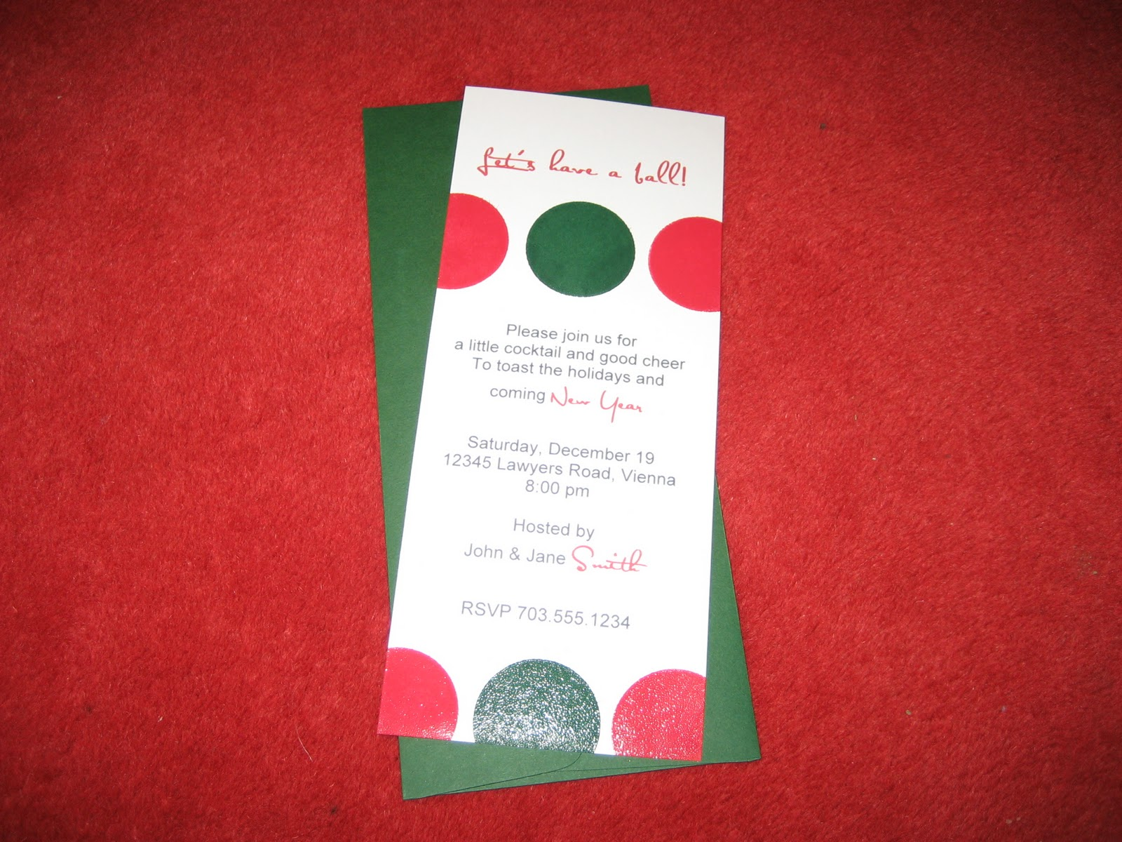 posh in a pinch: {holiday party} 7 Invitation Wording Ideas|party ...