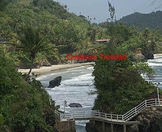 places of interest in trinidad damien bay
