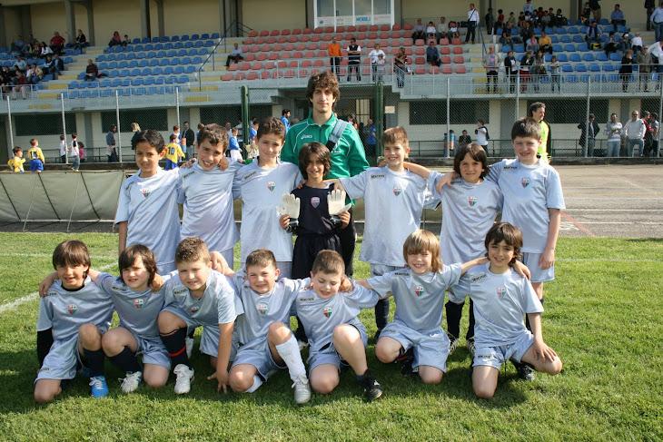 """PULCINI 2001 al Torneo """"Calcio alla Luna"""" anno 2010"""