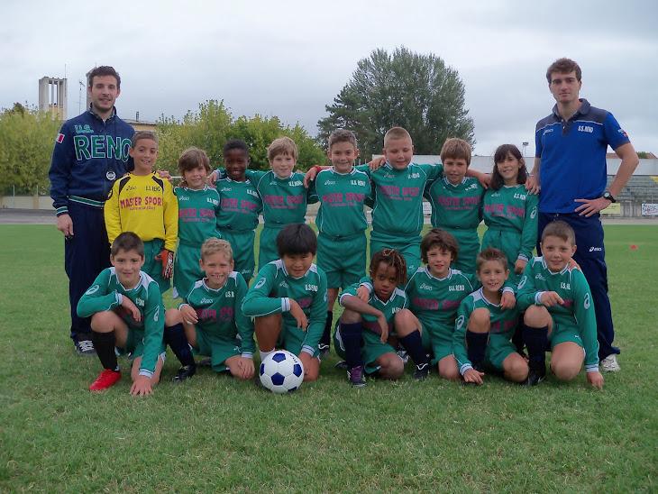Pulcini 2002 stagione 2010/2011