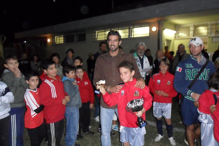 Torneo Unicef MIGLIOR CANNONIERE Grande Leo!!!