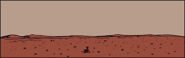 mars rover's last gasp, the anthropomorphication of robots?