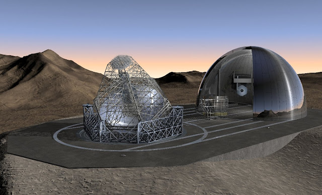Overwhelmingly Large Telescope