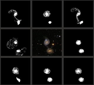Galaxy Zoo 2, mergers, simulations