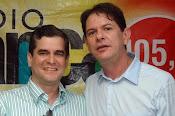 Cristiano Goes e Cid Gomes